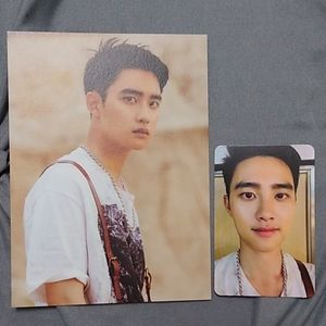 Exo don't mess up my tempo Kyungsoo photocard